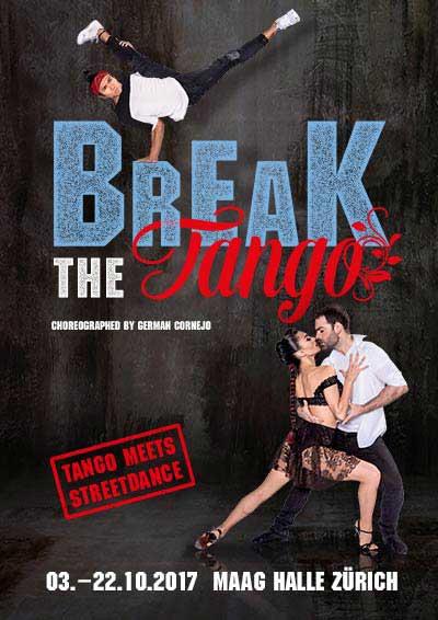 03.–22.10.17 Break the Tango (Arg.) ZH