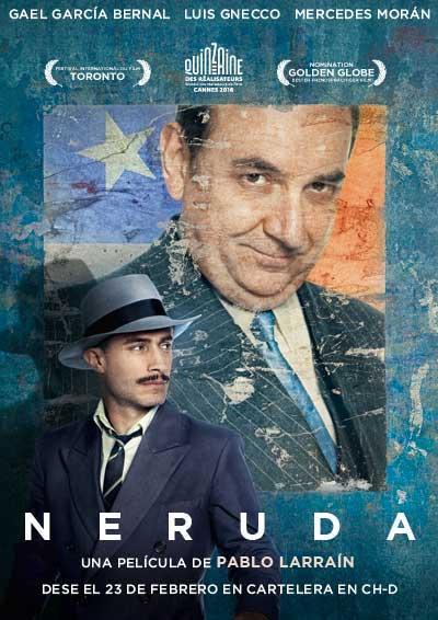 CINE Neruda (Chile) ab 23.02.2017