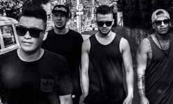 09.07.17. Hip Hop Crew Peligrosos (Colombia), MONTREUX