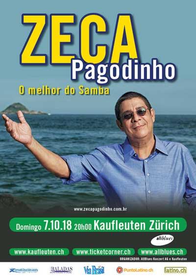 07.10.18. Zeca Pagodinho