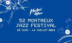 29.06.—14.07.18. Montreux Jazz Festival