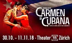 30.10.–11.11.18. Carmen La  Cubana, ZH