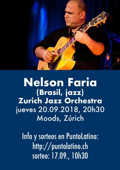 20.09.18. Nelson Faria (Brasil), ZH