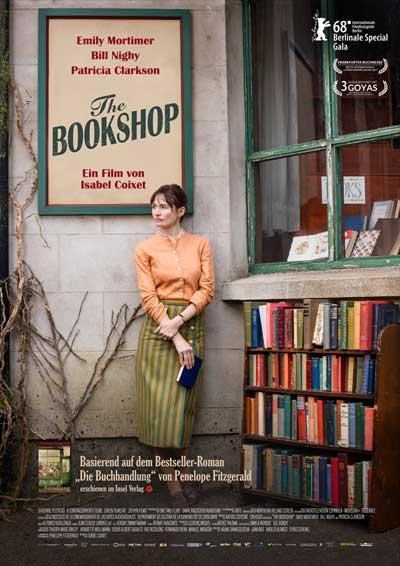 17.05.18. CINE La Librería / The Bookschop, CH-D